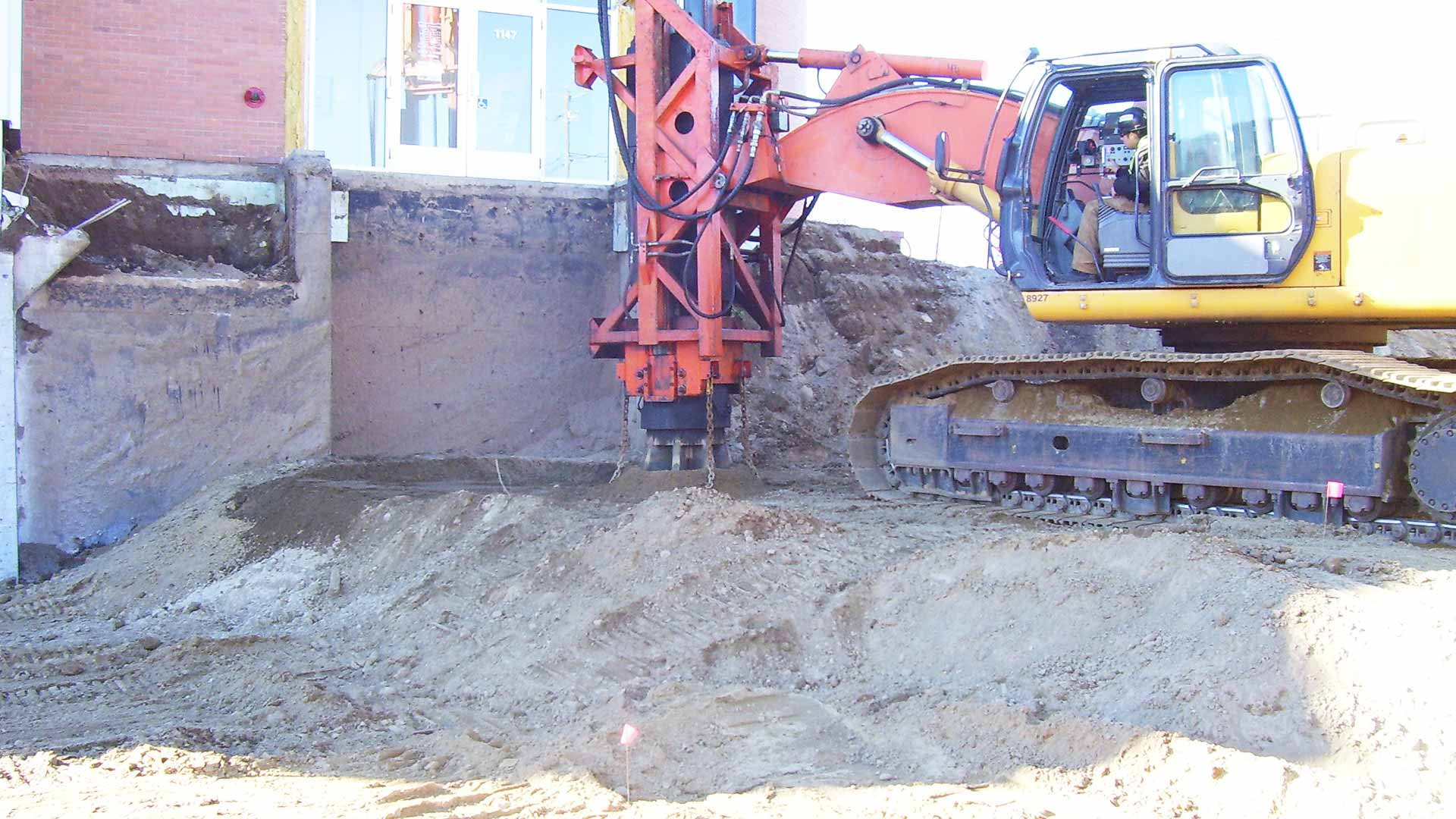 Rapid Impact Compaction